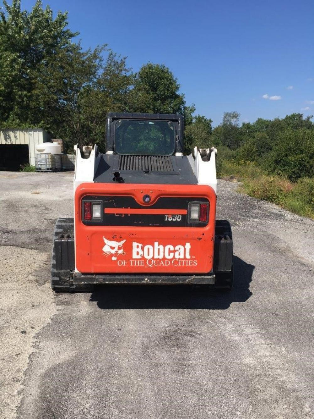 Detail photo of 2011 Bobcat T630 from Construction Equipment Guide