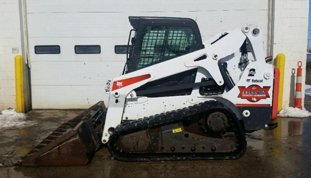 Detail photo of 2014 Bobcat T650 from Construction Equipment Guide