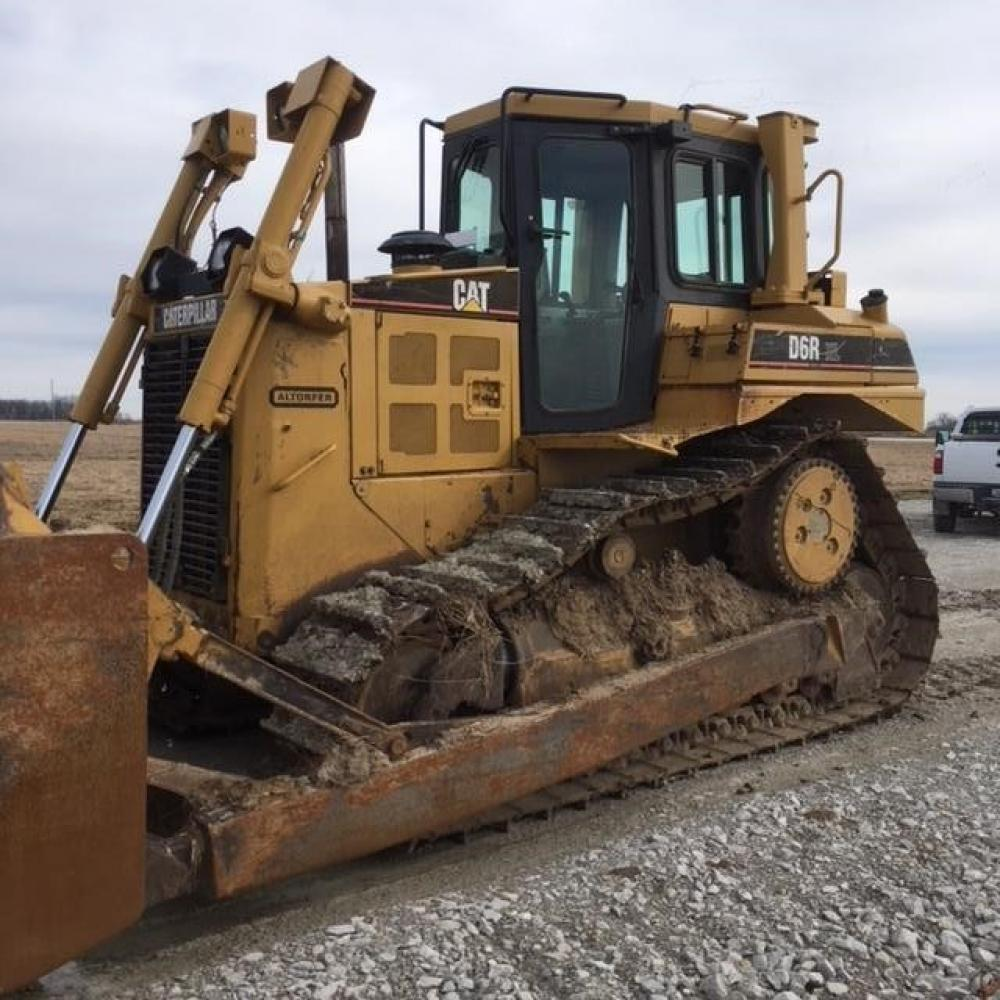 2006 Caterpillar D6R XL II For Sale (17081564) from Rexco Bobcat