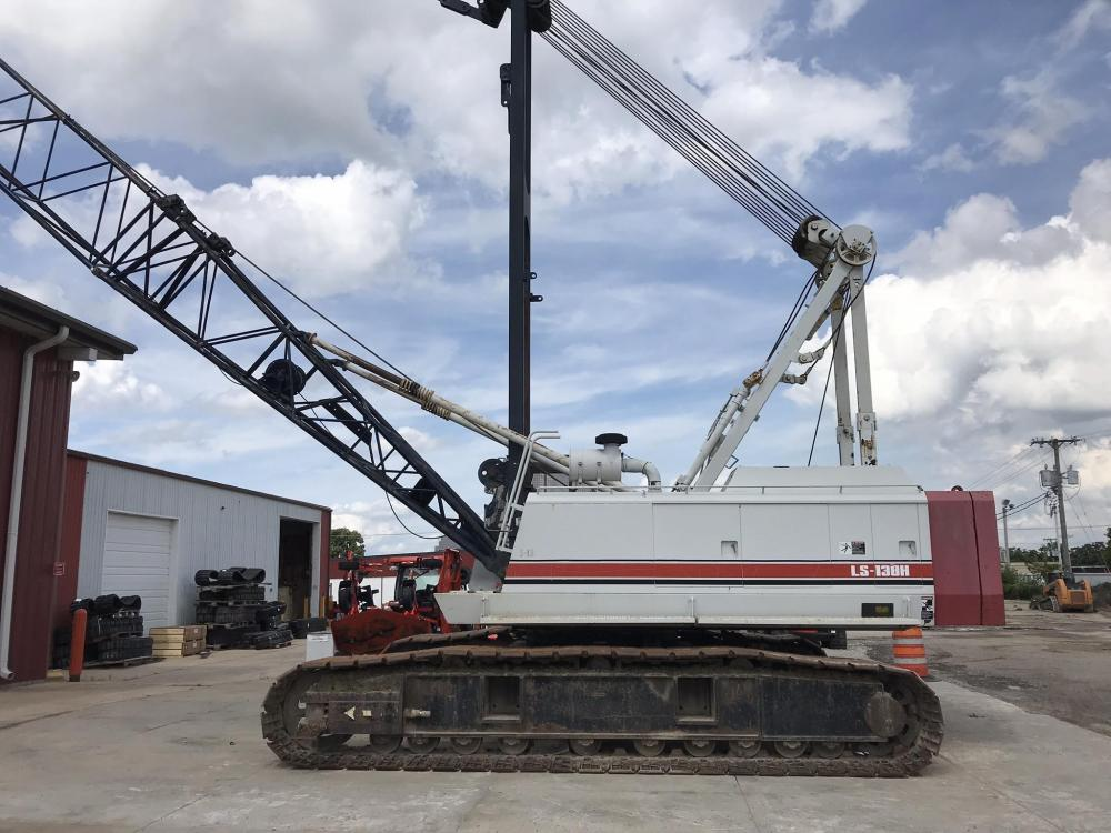 Detail photo of 1997 Link-Belt LS-138H from Construction Equipment Guide