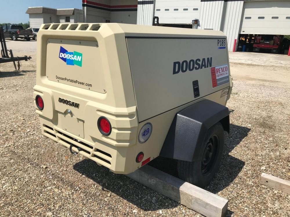 2016 Doosan Portable Power P185WDO-T4F For Sale (20297753) from