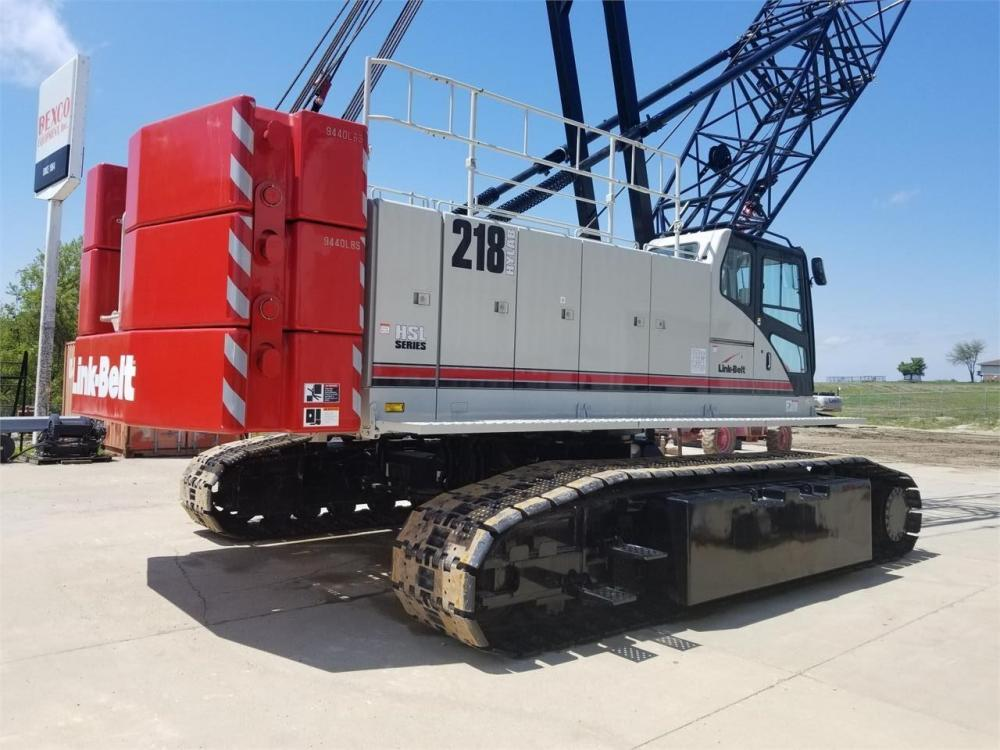 Detail photo of 2019 Link-Belt 218 HSL from Construction Equipment Guide