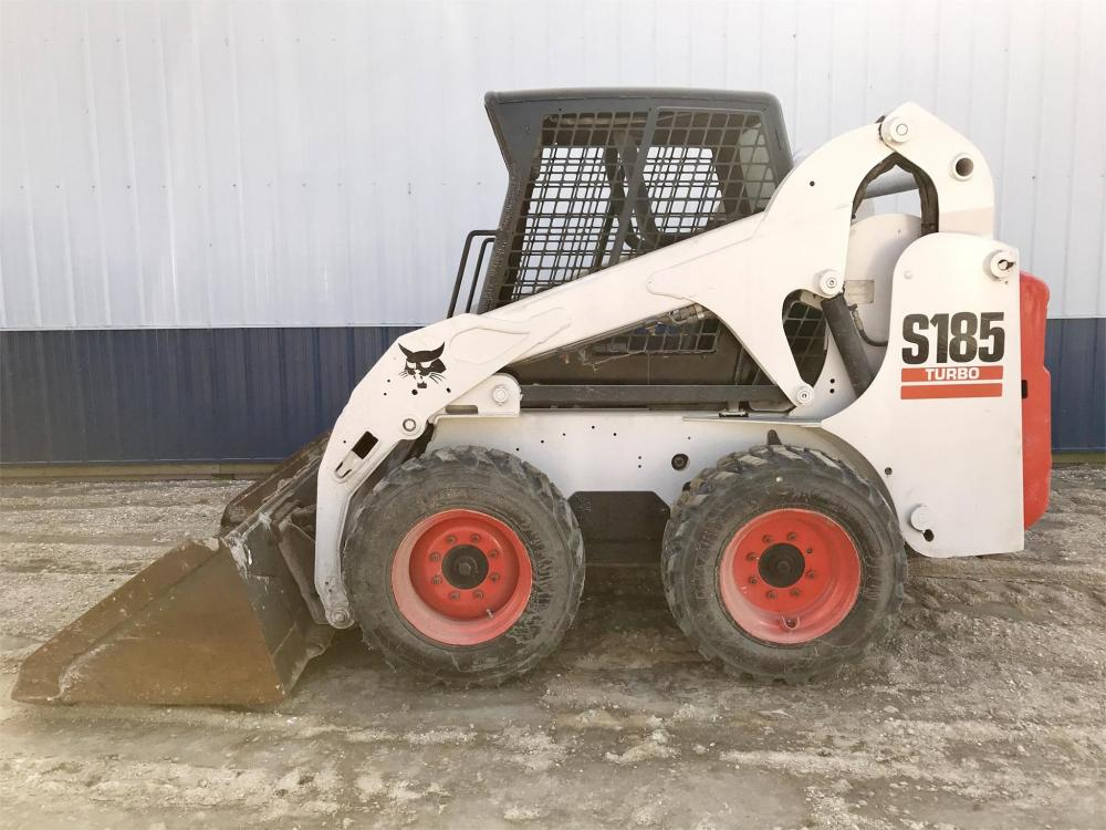 2000 Bobcat S185 For Sale (20497790) from Rexco Bobcat