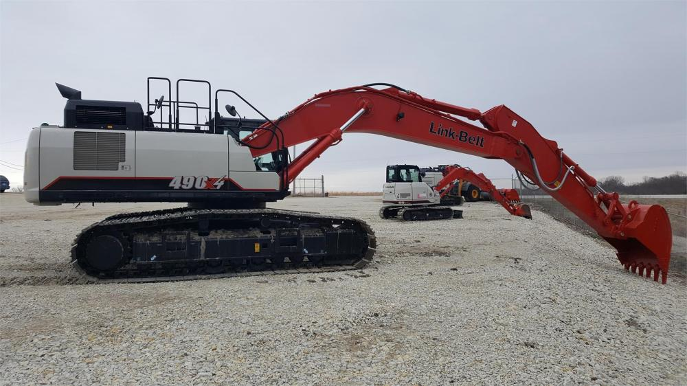 Detail photo of 2018 Link-Belt 490 X4 from Construction Equipment Guide