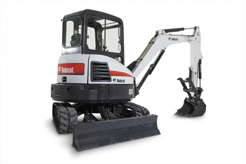 Detail photo of 2017 Bobcat E35 from Construction Equipment Guide