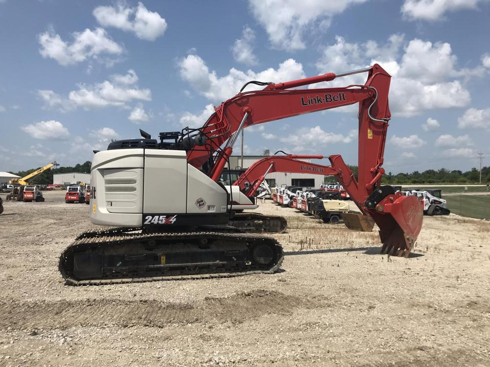 Detail photo of 2019 Link-Belt 245 X4 from Construction Equipment Guide