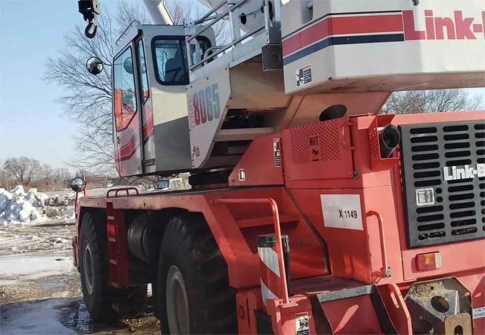 Detail photo of 2013 Link-Belt RTC-8065 II from Construction Equipment Guide