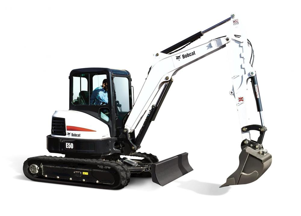 Detail photo of 2019 Bobcat E50 from Construction Equipment Guide