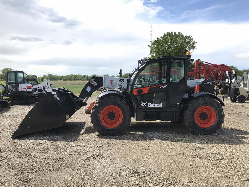 Detail photo of 2019 Bobcat V723 from Construction Equipment Guide