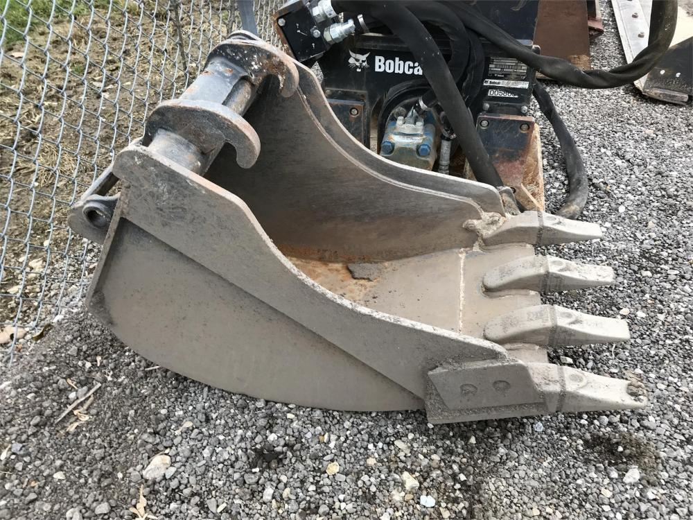 Detail photo of  Bobcat 18TB from Construction Equipment Guide