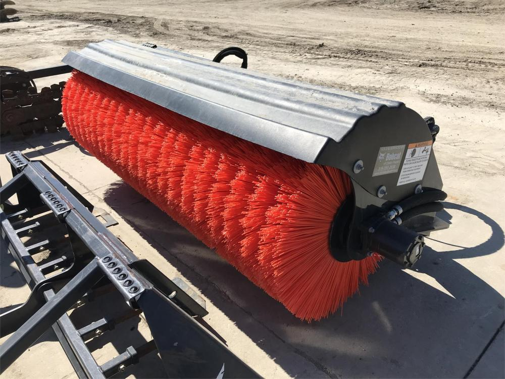 Detail photo of 2019 Bobcat 84 IN. ANGLE BROOM from Construction Equipment Guide