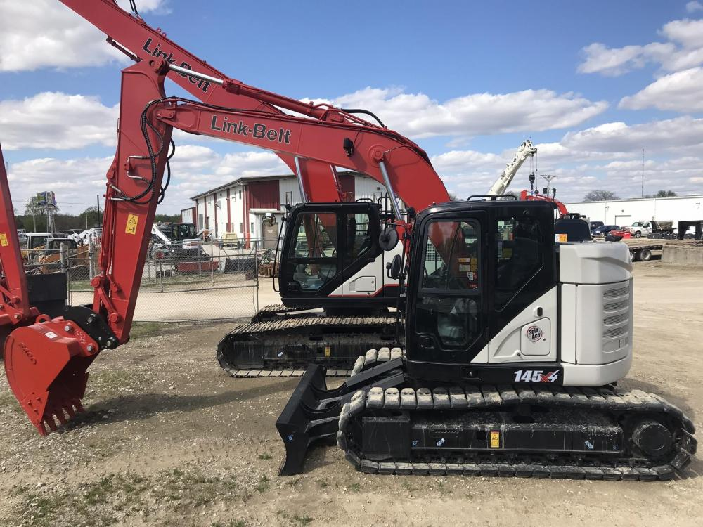 Detail photo of 2019 Link-Belt 145X4 from Construction Equipment Guide