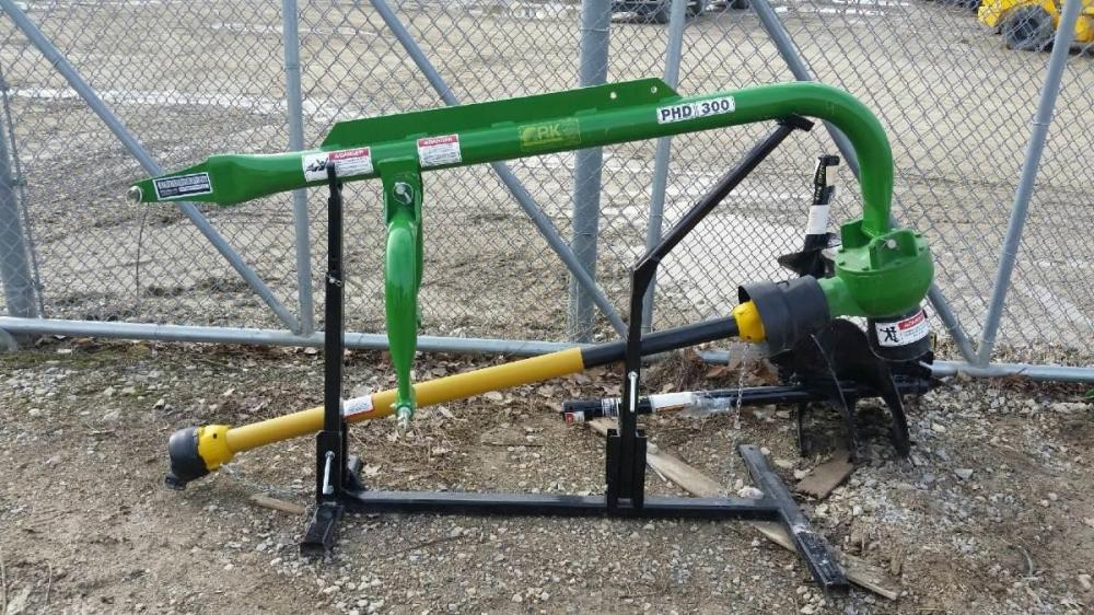 Detail photo of 2012 John Deere PHD300 from Construction Equipment Guide