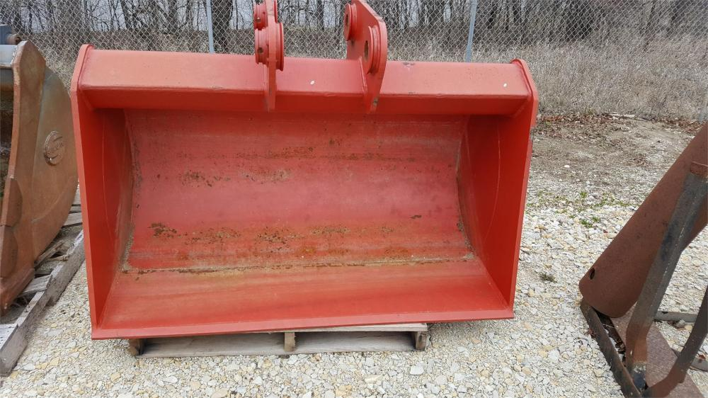 Detail photo of  Esco 60IN. DITCHING BUCKET from Construction Equipment Guide