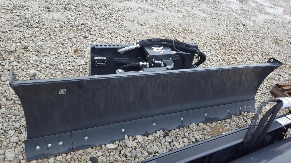 Detail photo of 2018 Bobcat 90 IN. DOZER BLADE from Construction Equipment Guide