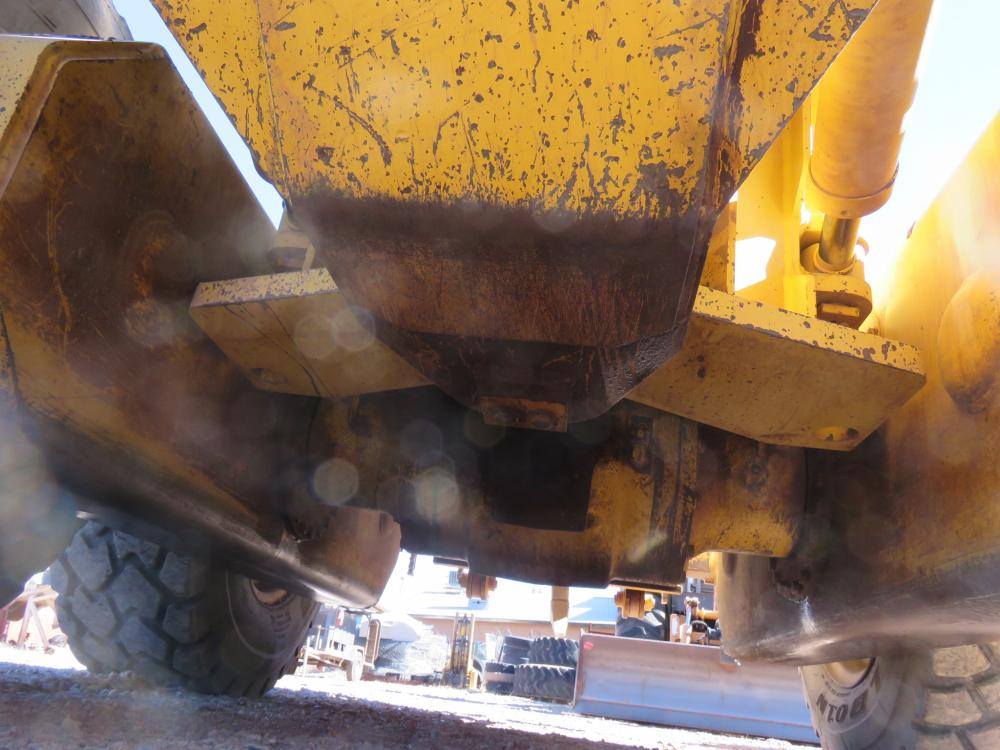 Detail photo of 1997 Komatsu GD650A-2CY from Construction Equipment Guide