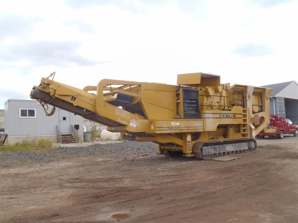 Detail photo of 2005 Extec  IC13 from Construction Equipment Guide