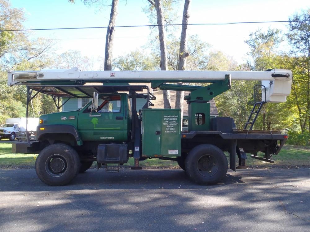 Detail photo of 2001 Terex XT PRO 56 from Construction Equipment Guide