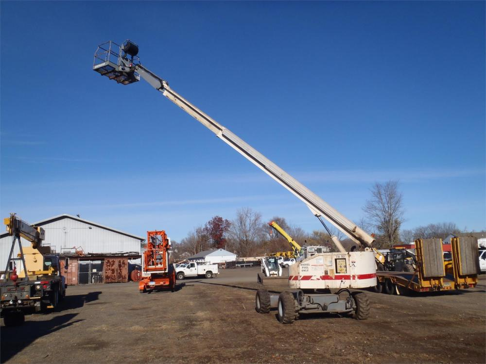 Detail photo of 2002 Terex TB50 from Construction Equipment Guide
