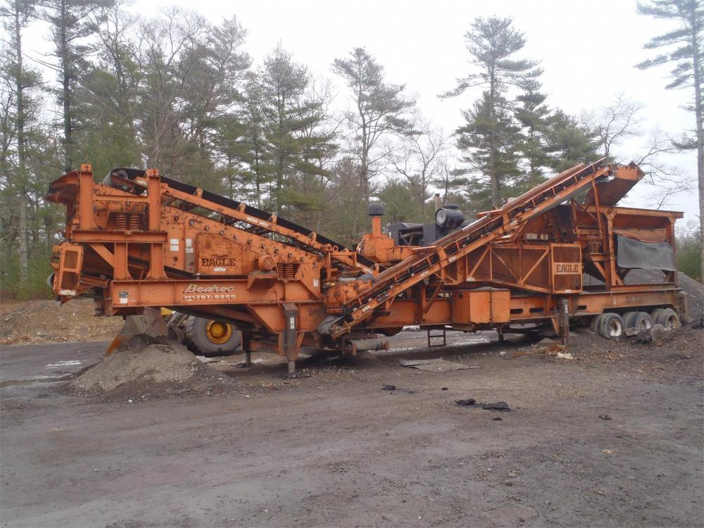 Detail photo of 2005 Eagle Crusher  ULTRAMAX 1200-25CC from Construction Equipment Guide