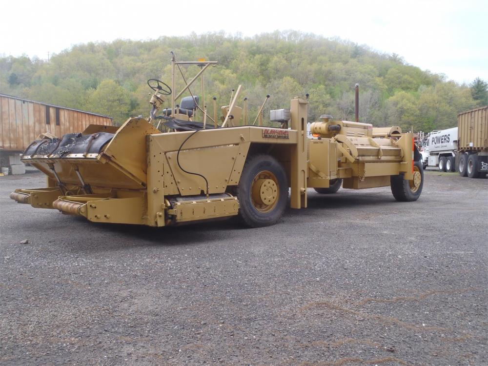 Detail photo of  Blaw Knox RW195 from Construction Equipment Guide