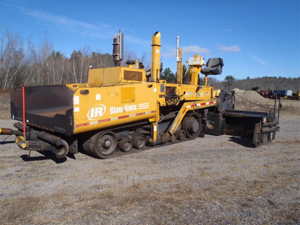 Detail photo of 2002 Blaw Knox PF5510 from Construction Equipment Guide