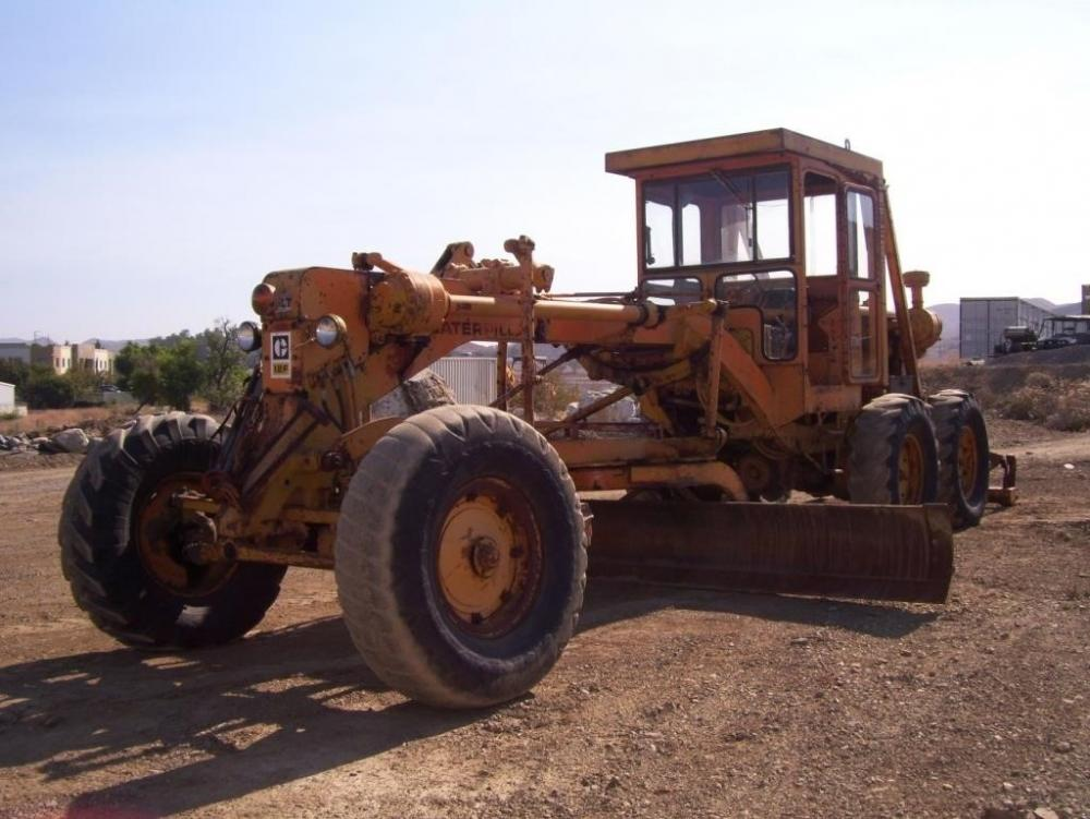 Detail photo of  Caterpillar 12F from Construction Equipment Guide