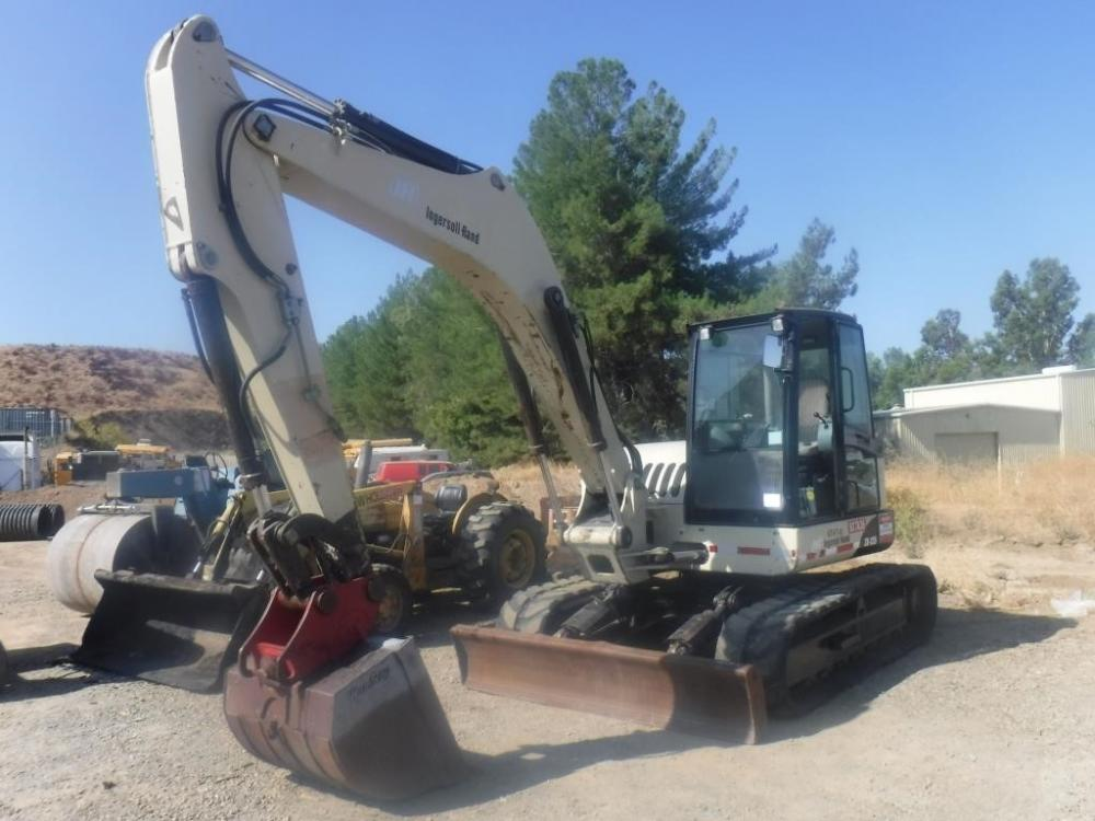 Detail photo of 2005 Ingersoll Rand ZX125 from Construction Equipment Guide