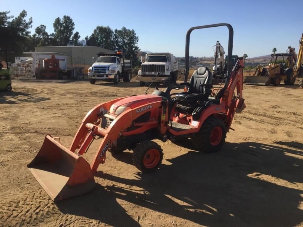 Detail photo of  Kubota BX25D from Construction Equipment Guide