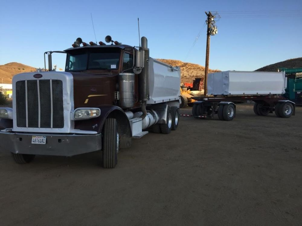 Detail photo of 2008 Peterbilt 388 from Construction Equipment Guide