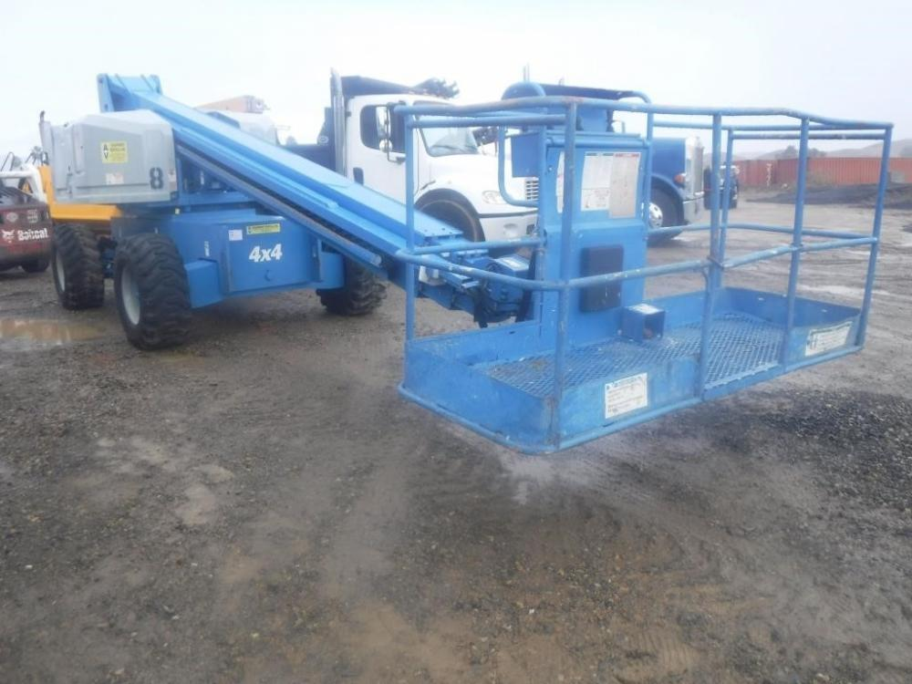 Detail photo of 1998 Genie S60 from Construction Equipment Guide