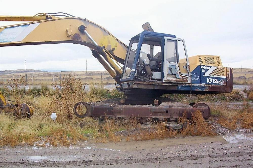 Detail photo of  Kobelco K912 LC II from Construction Equipment Guide