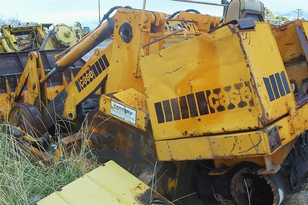 Detail photo of  Case 1150B from Construction Equipment Guide