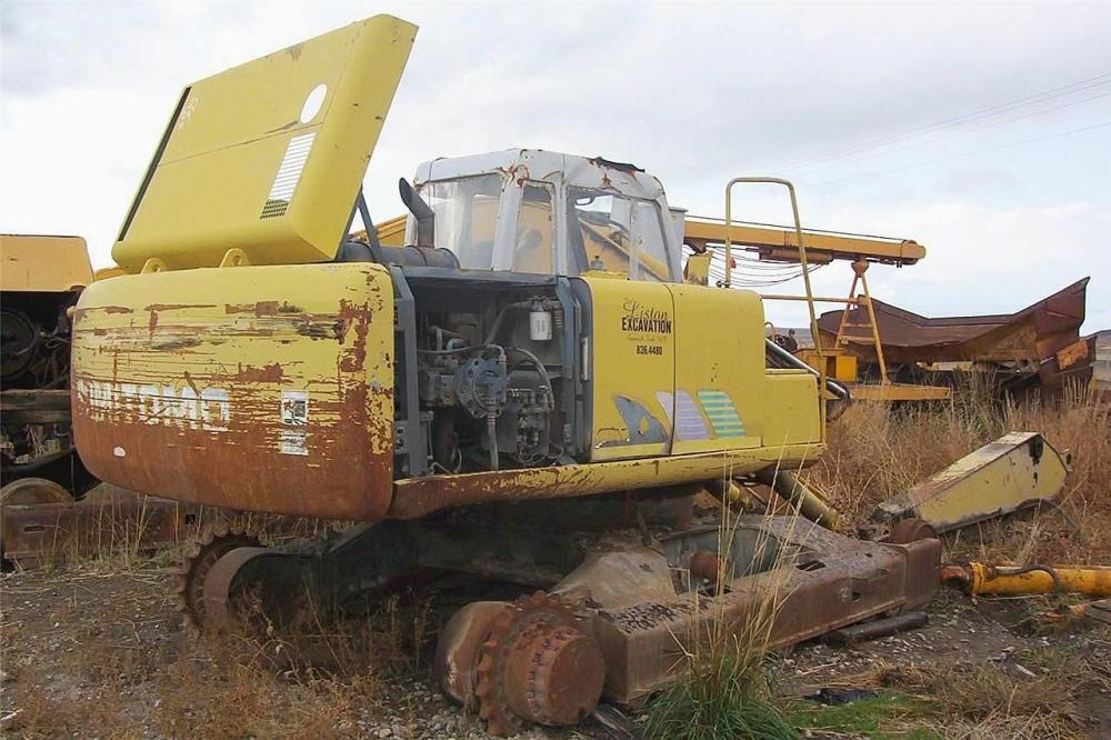 Detail photo of  Sumitomo SH200 from Construction Equipment Guide