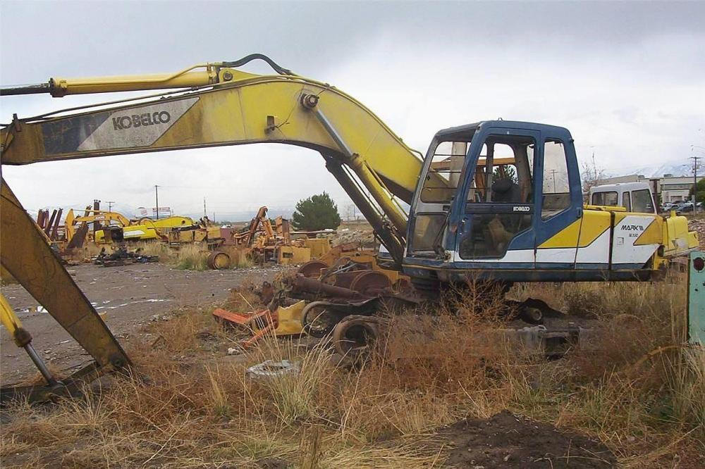 Detail photo of  Kobelco SK200 LC III from Construction Equipment Guide