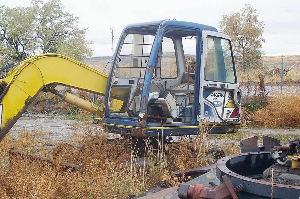 Detail photo of  Kobelco SK60 III from Construction Equipment Guide
