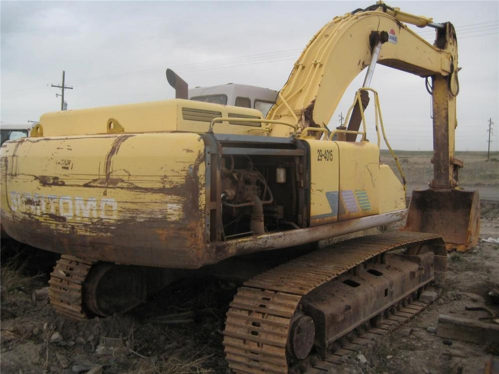 Detail photo of  Sumitomo SH300-2 from Construction Equipment Guide