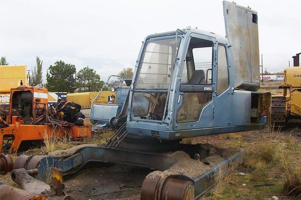 Detail photo of  Kobelco SK220 LC from Construction Equipment Guide