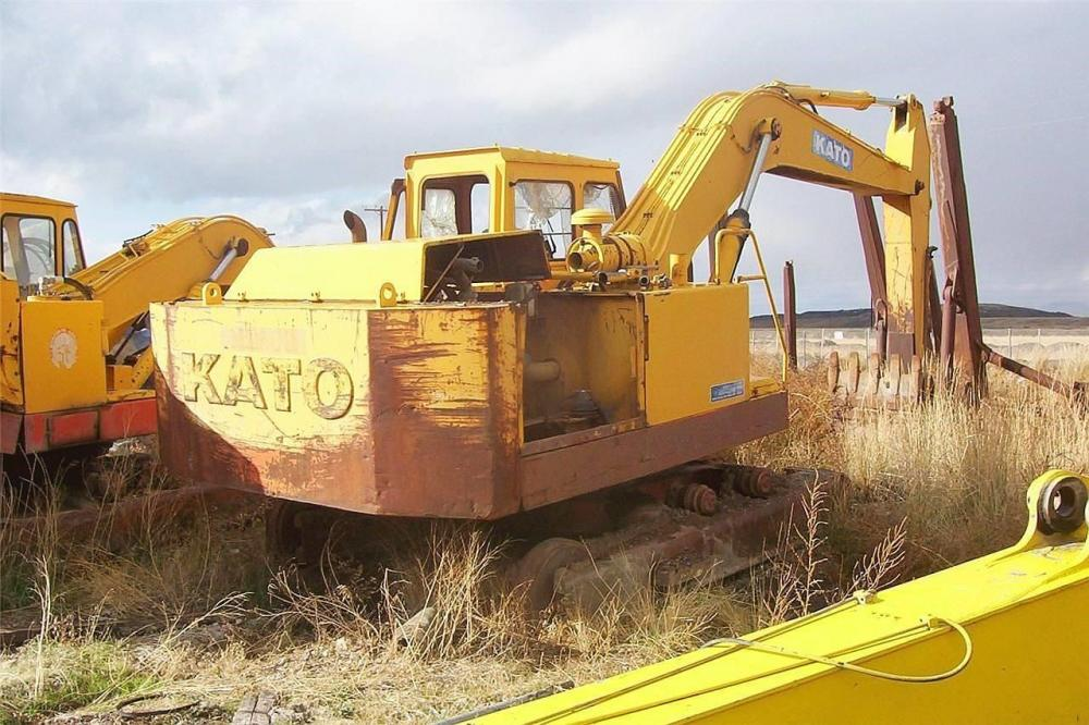 Detail photo of  Kato HD770SE II from Construction Equipment Guide