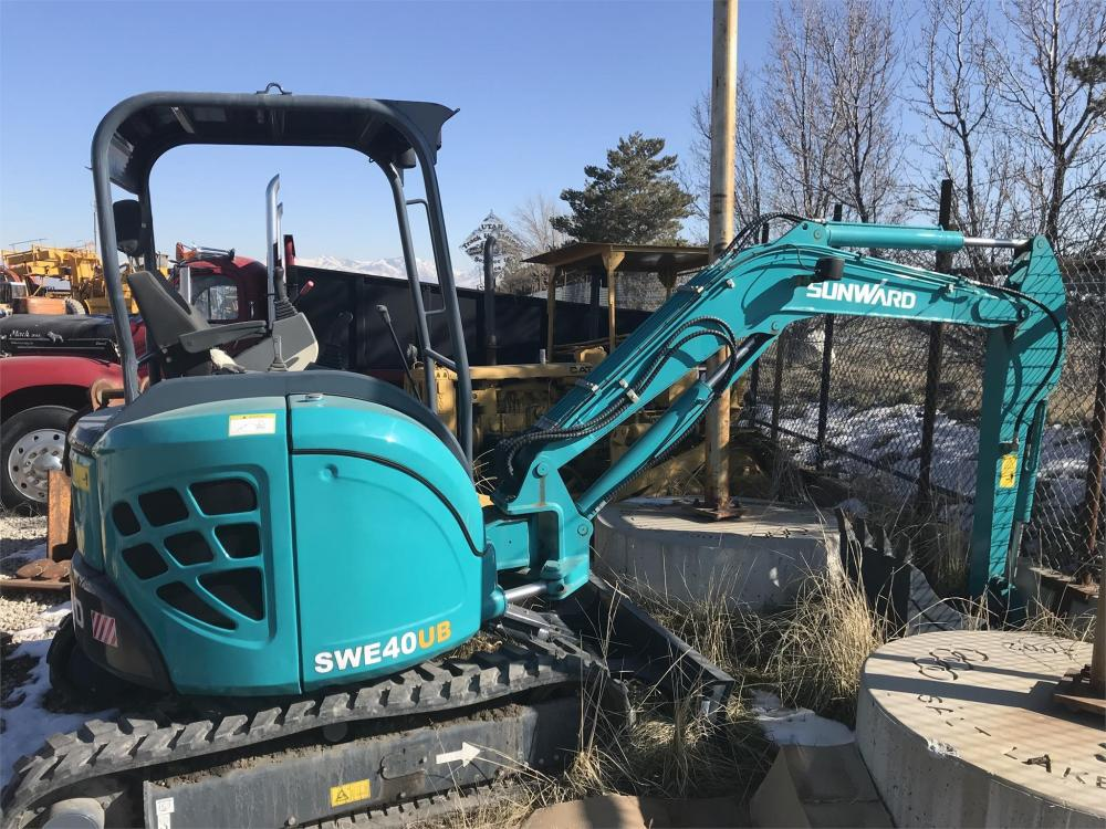 Detail photo of 2017 SUNWARD SWE40UB from Construction Equipment Guide