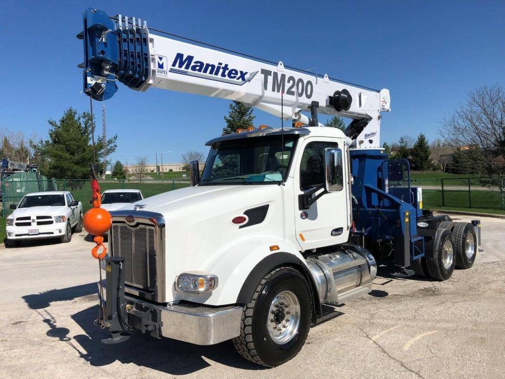 Detail photo of 2019 Manitex 2085T from Construction Equipment Guide