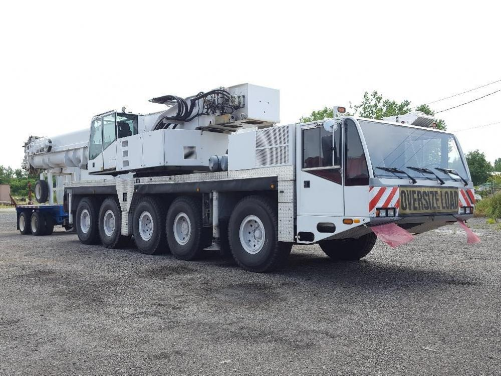 Detail photo of 2000 Demag AC120 from Construction Equipment Guide