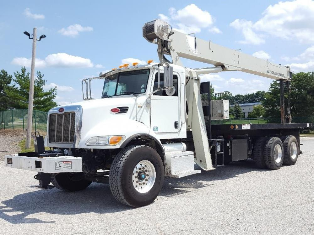 Detail photo of 2013 Peterbilt 348 from Construction Equipment Guide