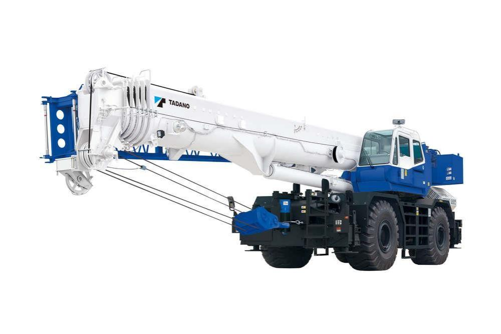 Detail photo of 2018 Tadano GR-1200XL from Construction Equipment Guide