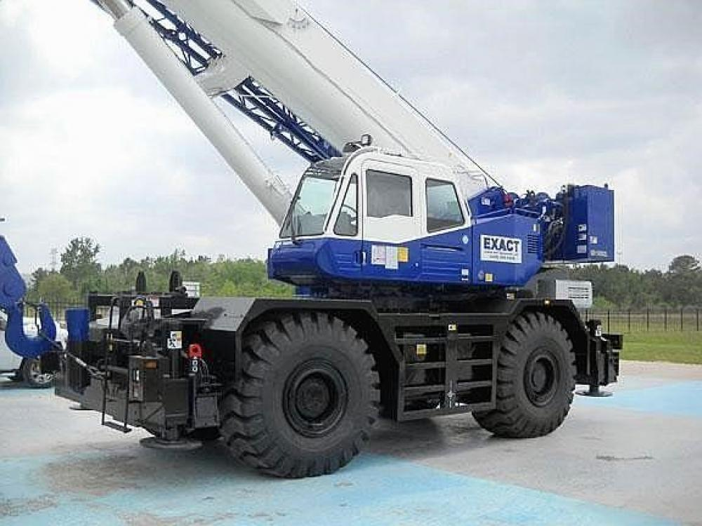 Detail photo of 2018 Tadano GR-1000XL-2 from Construction Equipment Guide