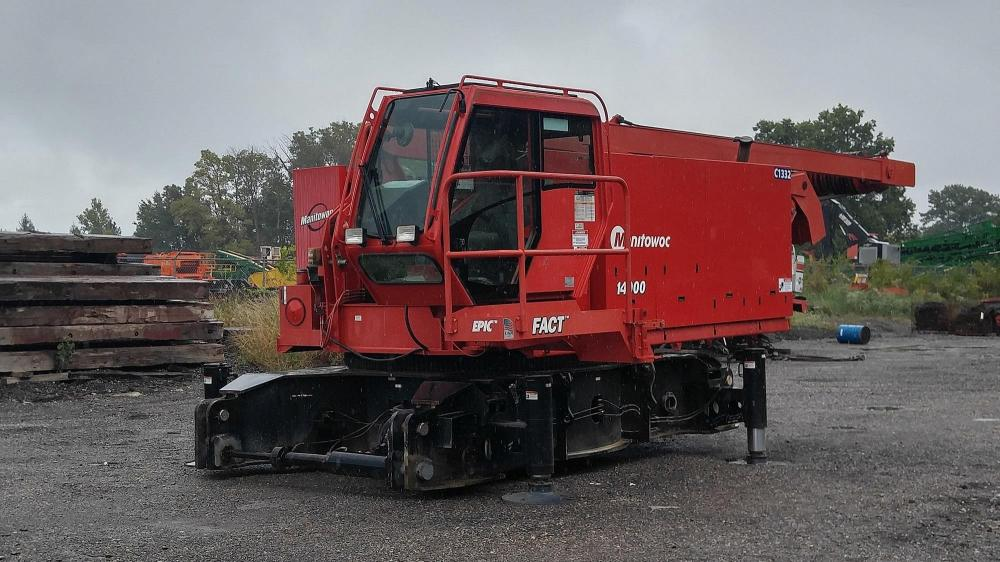 Detail photo of 2008 Manitowoc 14000 from Construction Equipment Guide