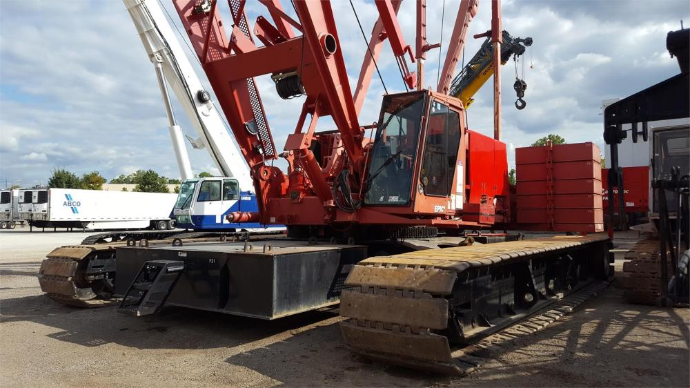 Detail photo of 2006 Manitowoc 2250 II from Construction Equipment Guide