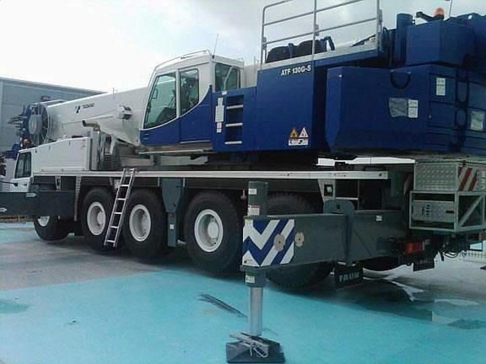 Detail photo of 2019 Tadano ATF-130G from Construction Equipment Guide