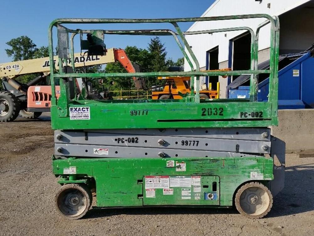 Detail photo of 2006 Genie GS-2032 from Construction Equipment Guide