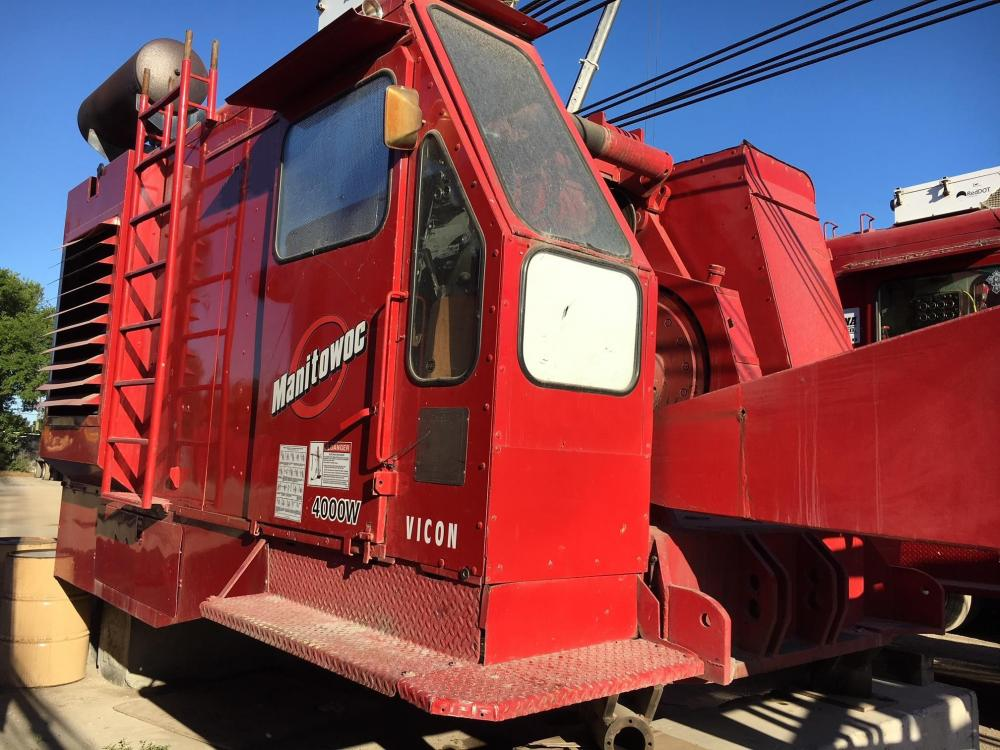 Detail photo of  Manitowoc 4000W from Construction Equipment Guide
